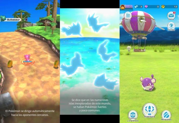 pokemon rumble rush apk