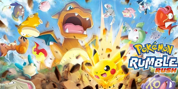 pokemon rumble rush descargar