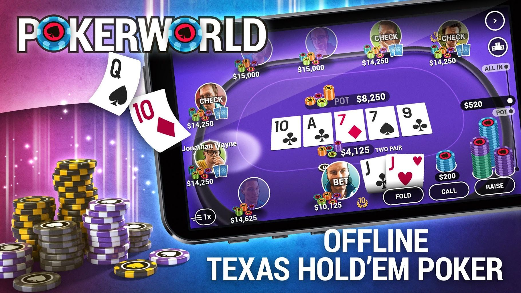 poker world android