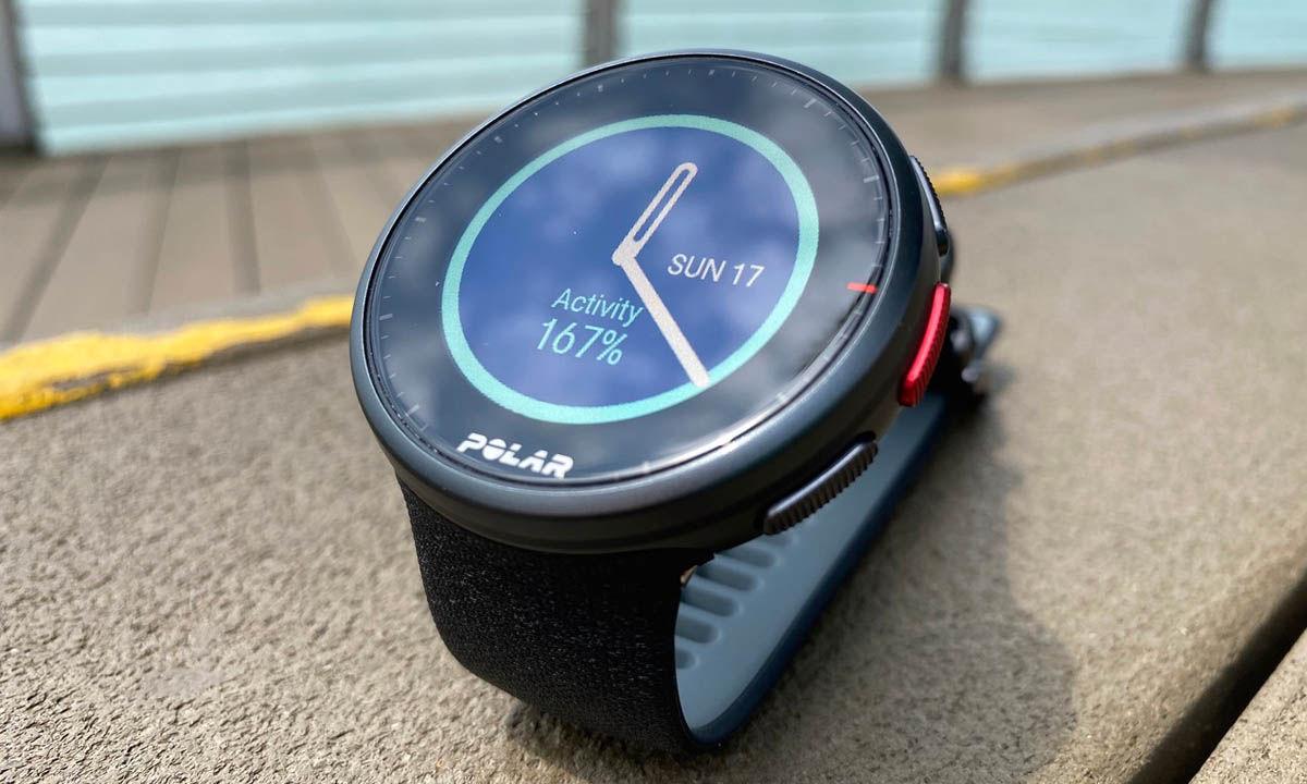 polar vantage 2 reloj profesional para natación
