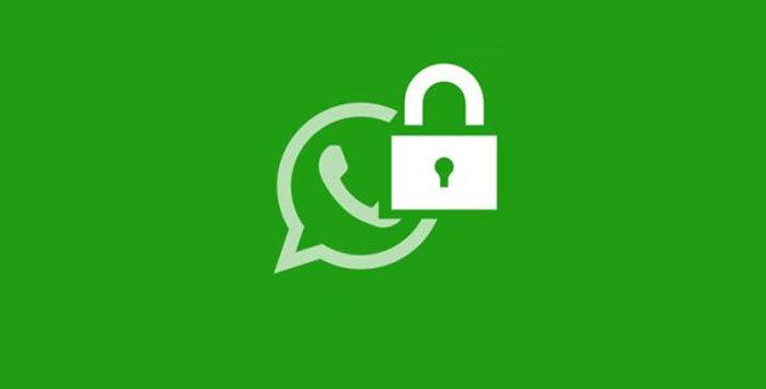 poner contraseña a whatsapp