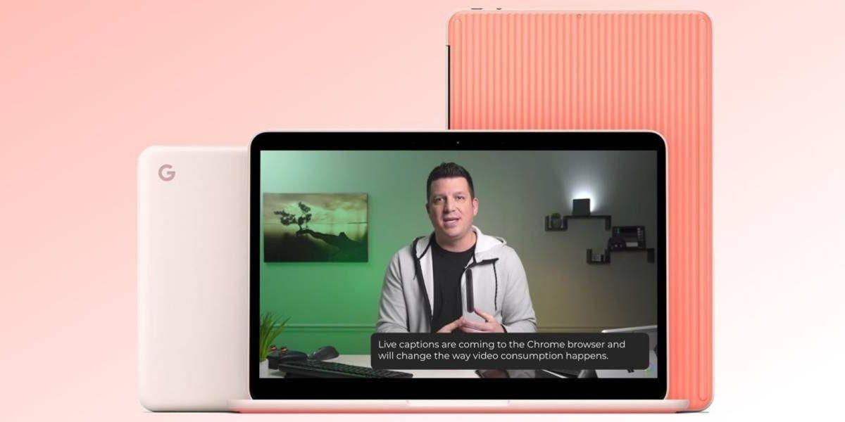 poner subtitulos a cualquier video en chrome live captions