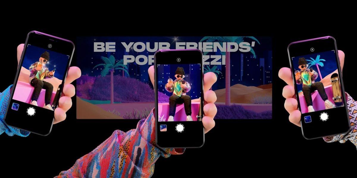 poparazzi app android