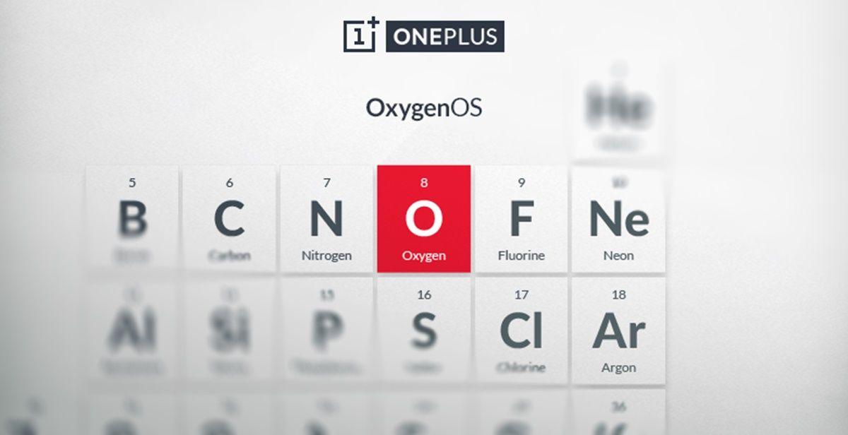 por que se llama oxygenos capa de oneplus