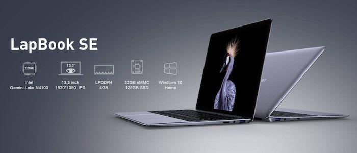 portatil chuwi lapbook se