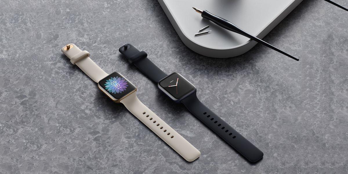 precio oppo watch
