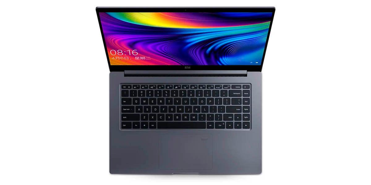 precio y disponibilidad del mi notebook pro 15 2020 de Xiaomi