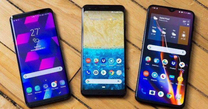 precios moviles android aumento