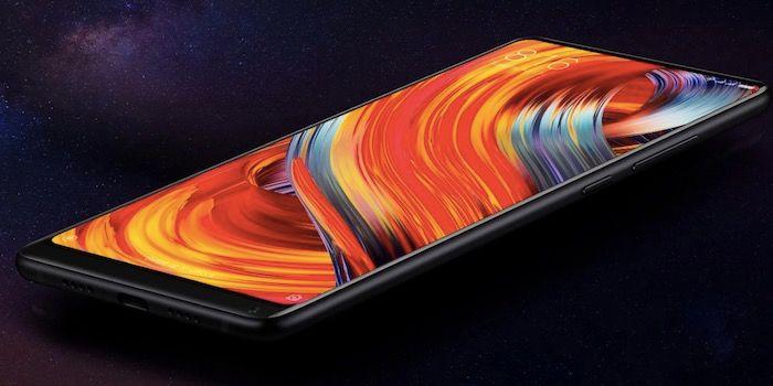 presentacion Xiaomi Mi MIX 2S