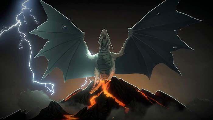 principe dragon netflix estrenos 2019