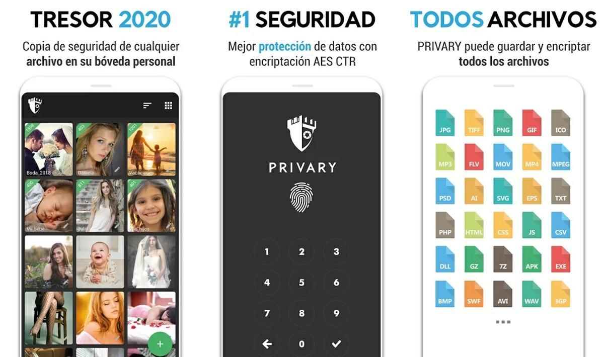 privary app