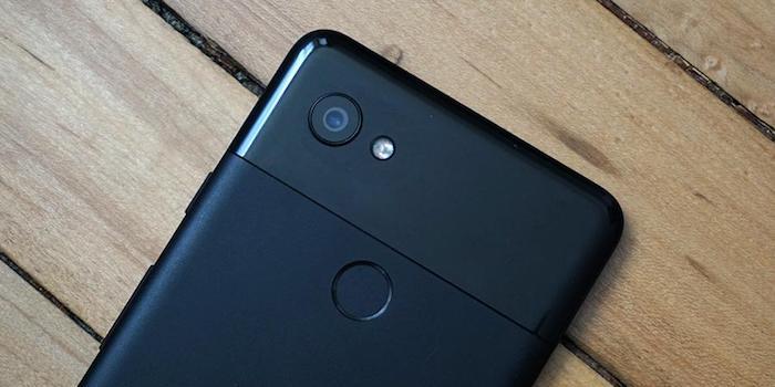 problema google pixel 2