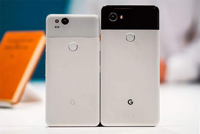 problema pantalla google pixel 2 xl gestos