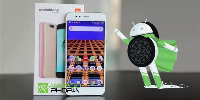 problemas android oreo xiaomi mi a1