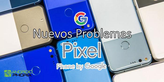 problemas google pixel drenaje bateria movil caliente