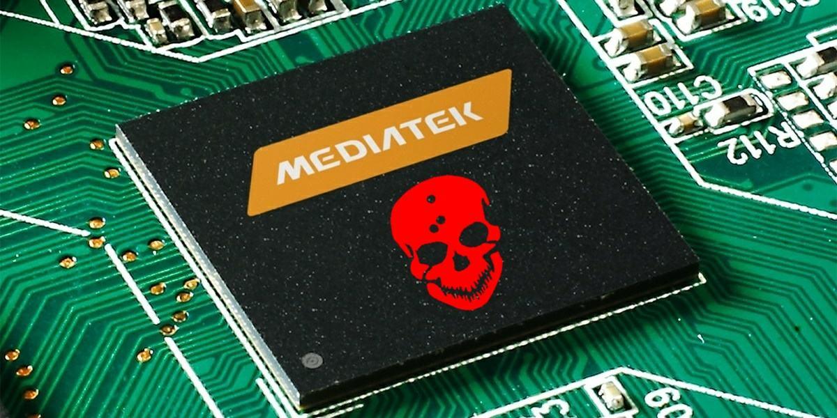 procesador mediatek exploit rootkit