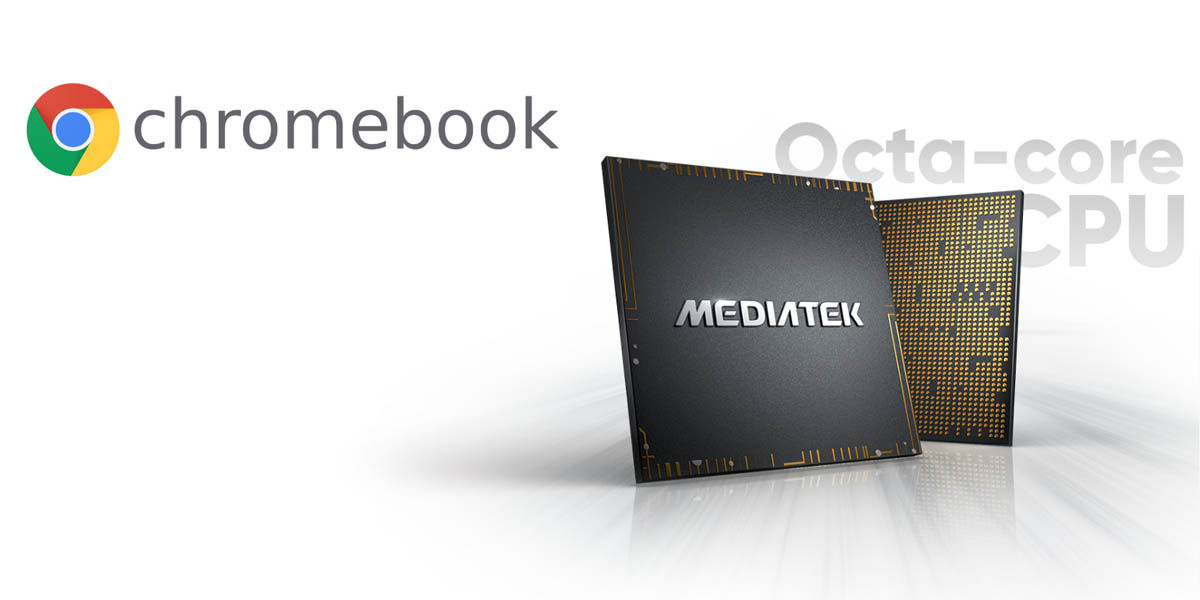 procesadores para chromebook mediatek