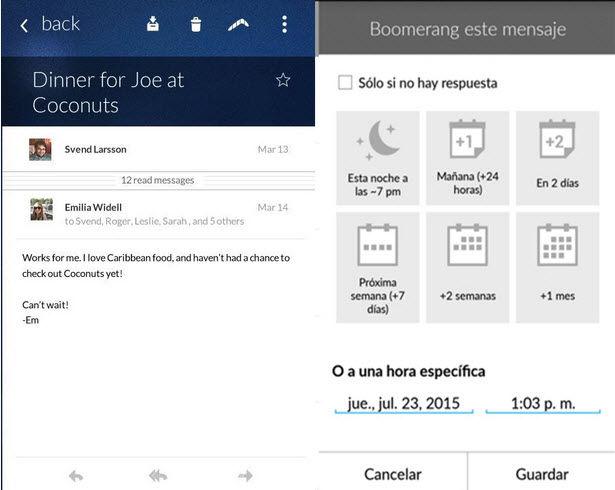 programar envio de email android2