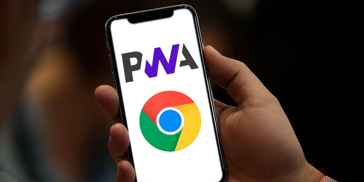 progressive web apps sin conexión chrome