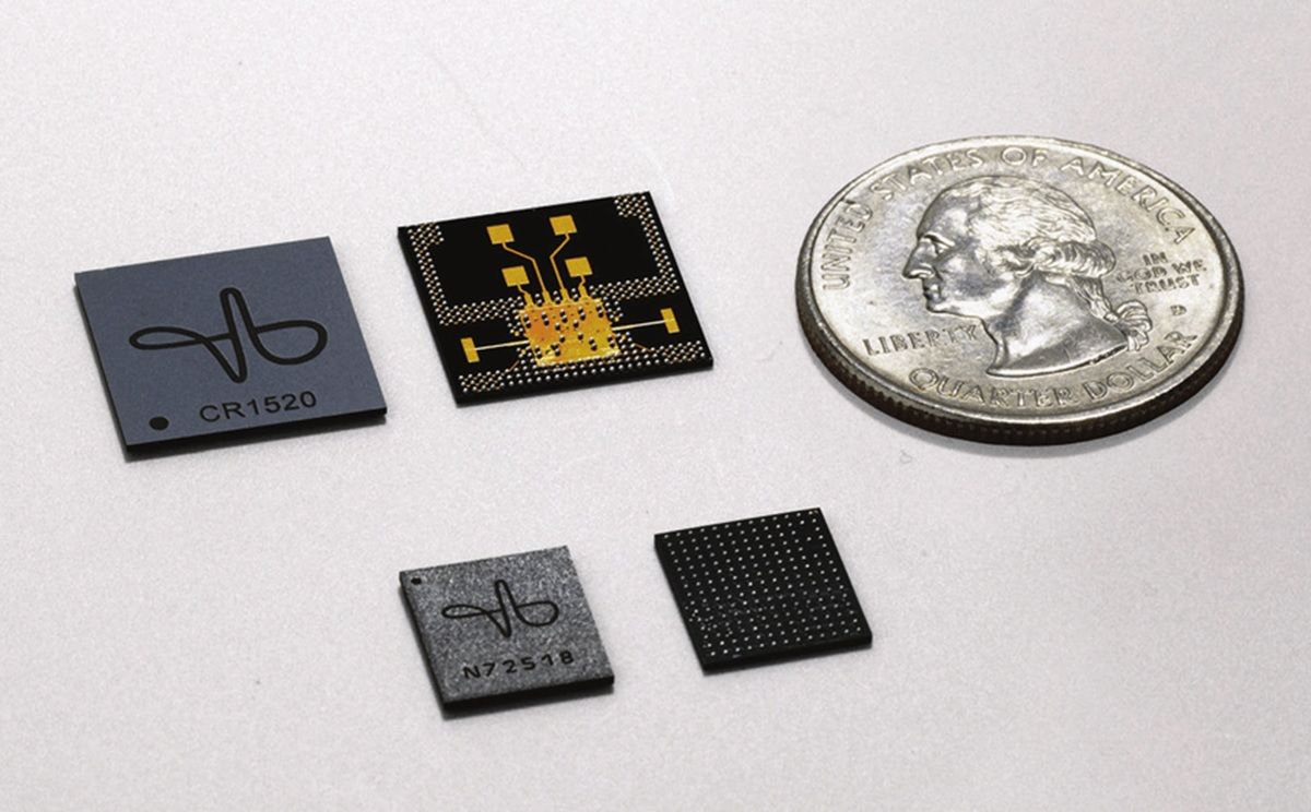 project soli chip de google