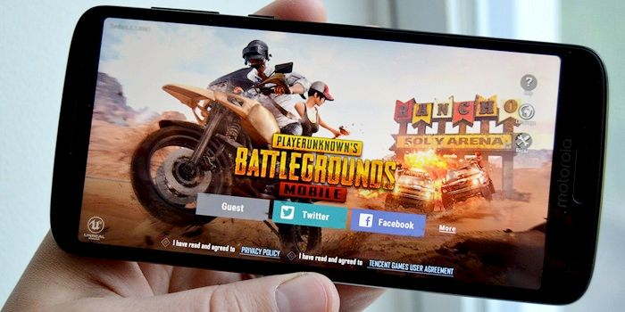 pubg mobile android accesorios