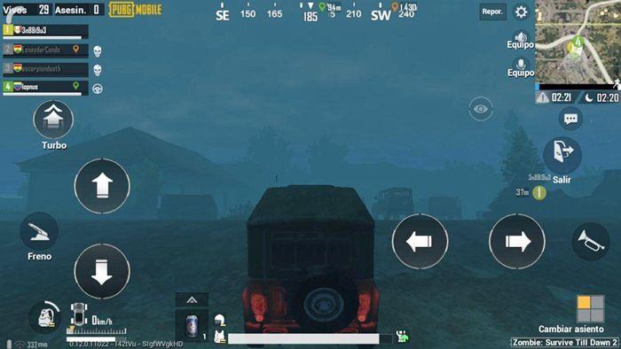 pubg-mobile-modo-zombie-2-vehiculo