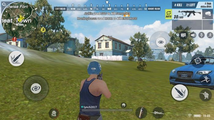 mejores battle royale para android