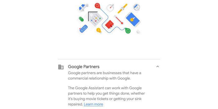 publicidad en google assistant