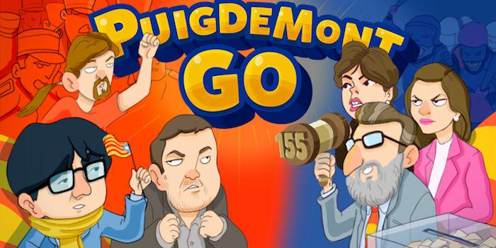 puigdemont go juego