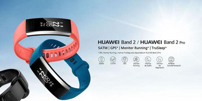 pulsera cuantificadora gps huawei band 2 pro