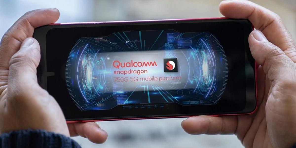 qualcomm snapdragon 750g 5g especificaciones