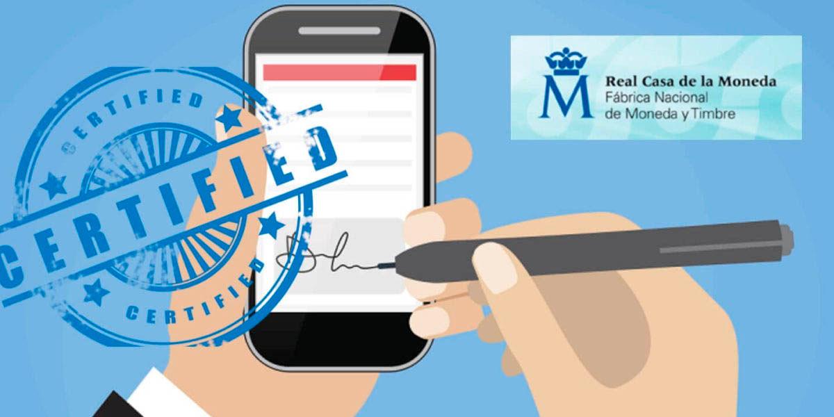 qué es un certificado digital del fnmt