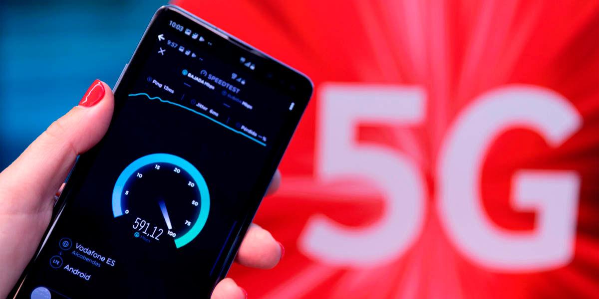 qué significa 5ge 5g y 5g plus redes alta velocidad android