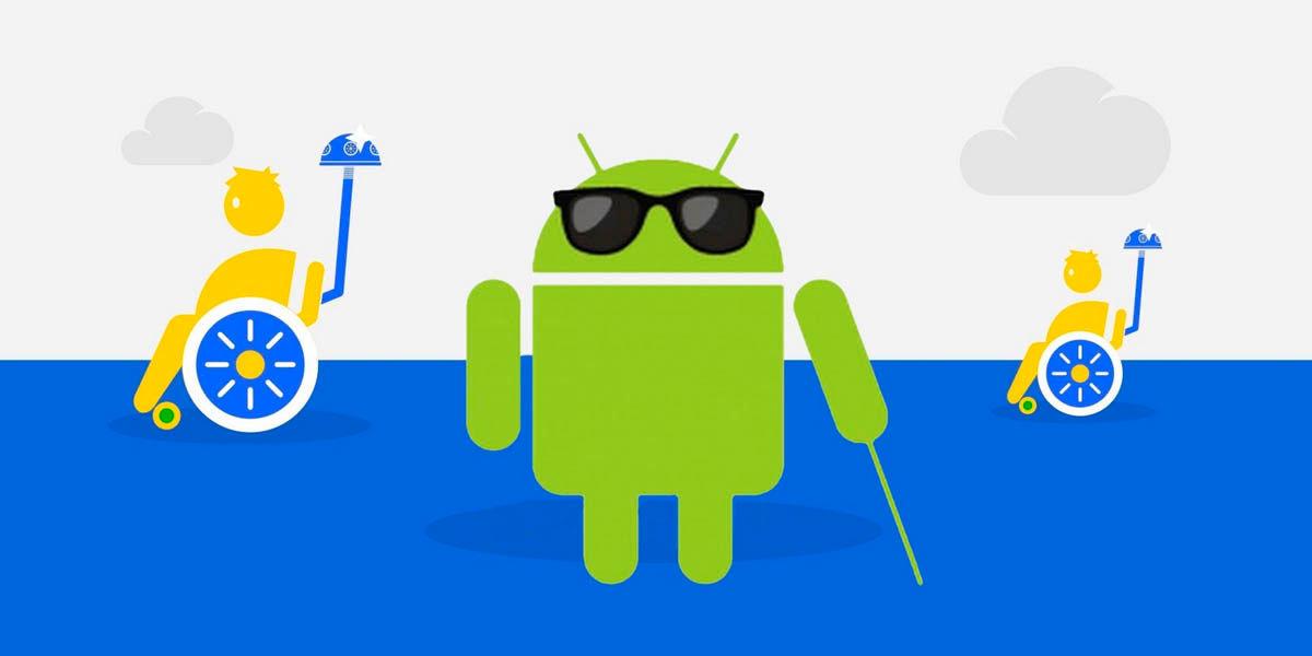 qué son las herramientas de accesibilidad en android