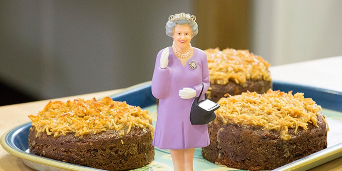 queen elizabeth cake android