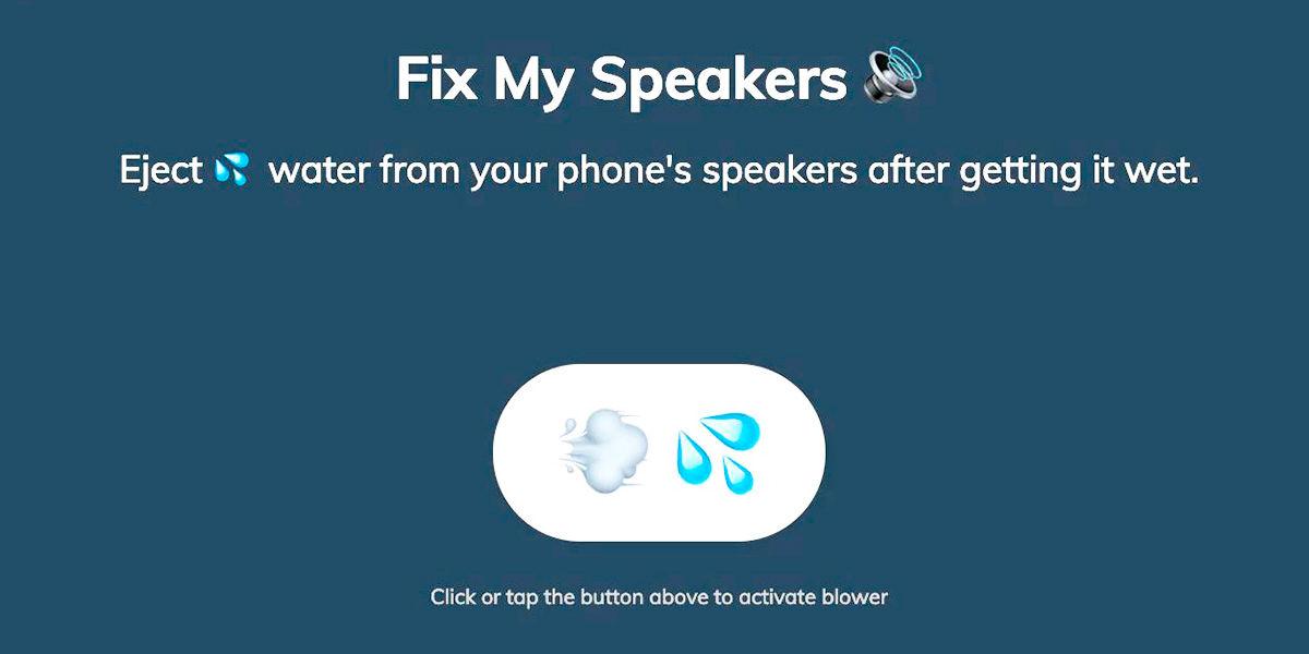 fixmyspeakers