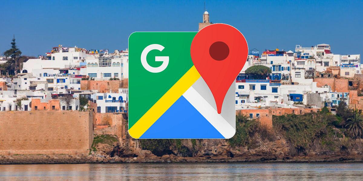 rabat google maps