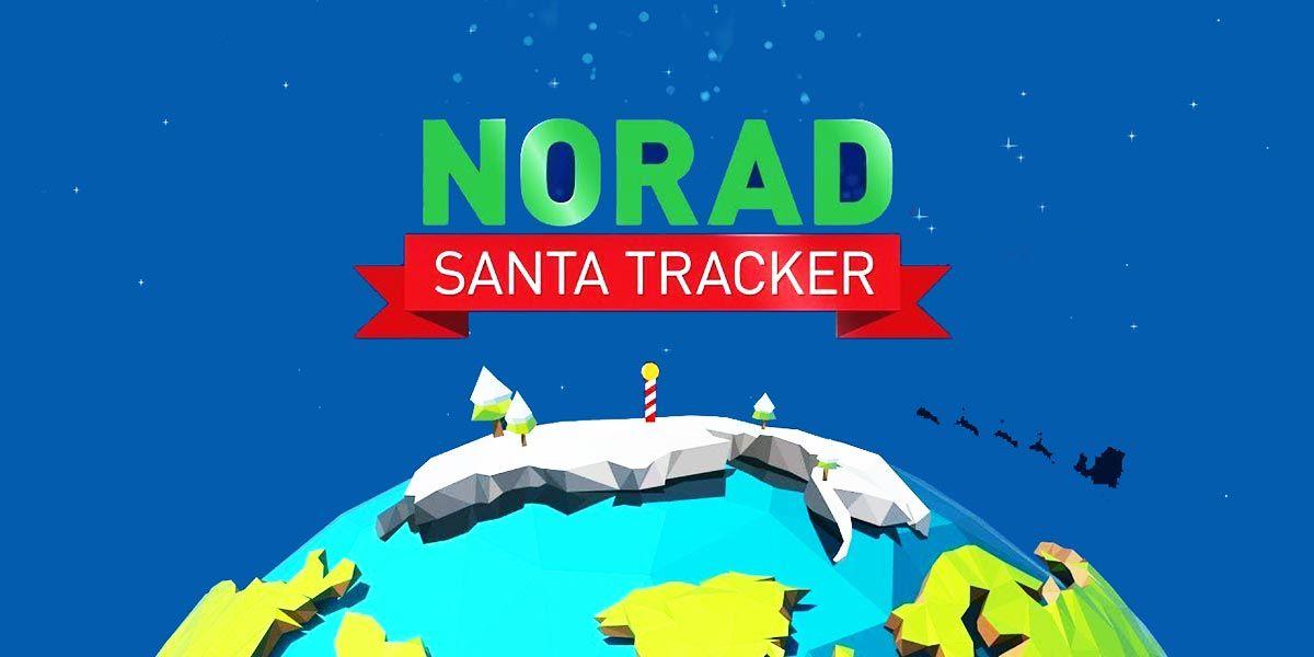 radar norad para localizar a papa noel