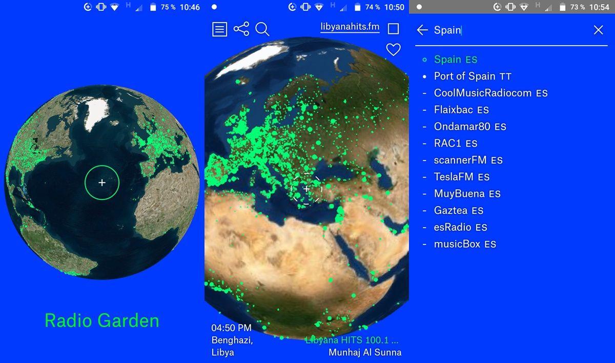 radio garden app radio android
