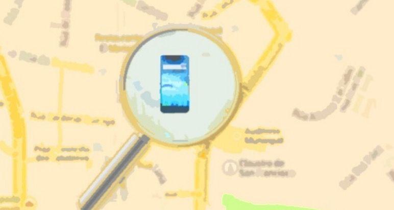 rastreador para celular com android
