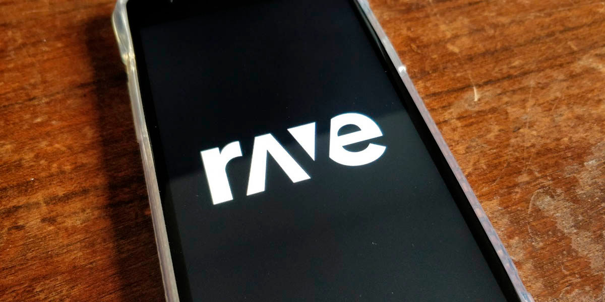 rave app android ios