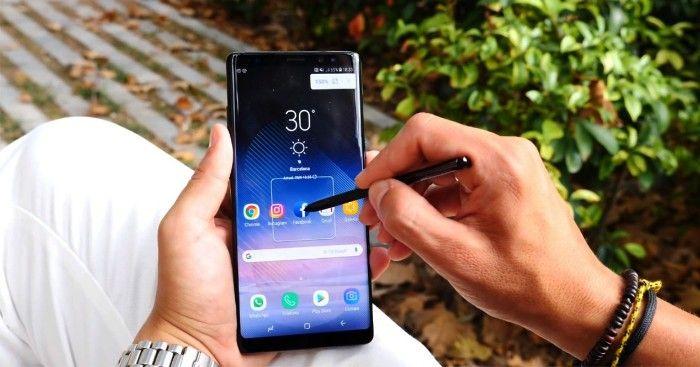 razones para comprar un Galaxy Note 8 en pleno 2019