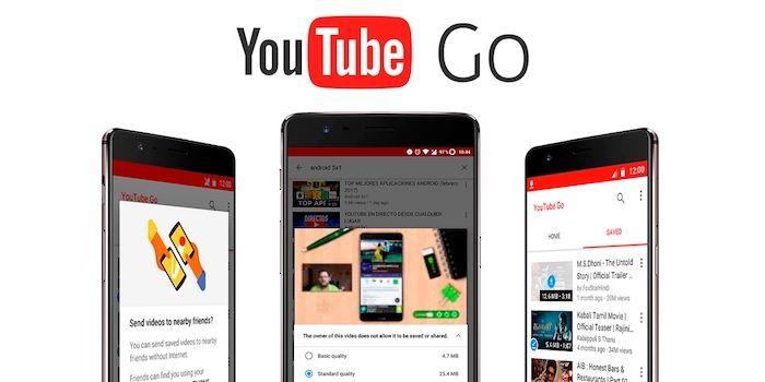 razones usar youtube go