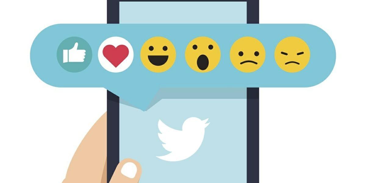 reacciones emojis twitter