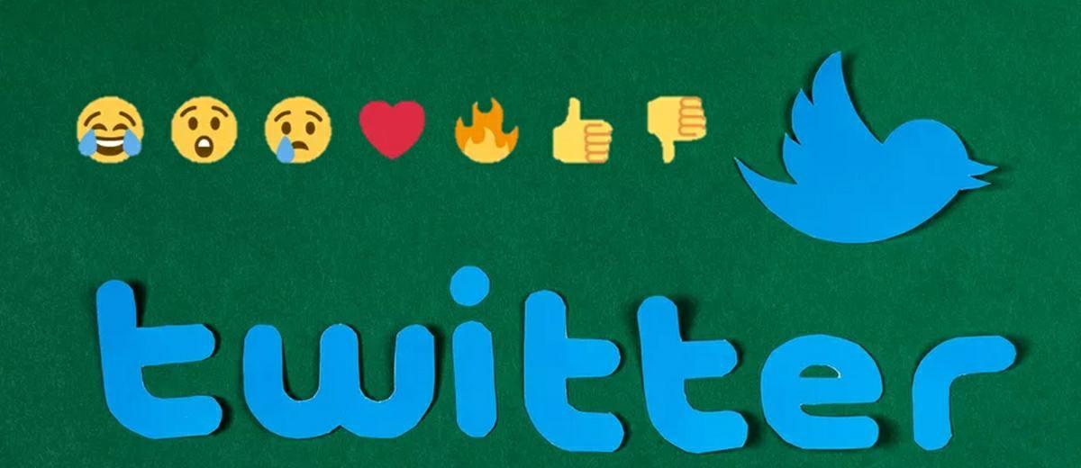 reacciones twitter