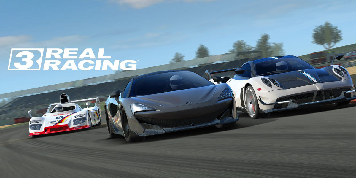 real racing 3 simulador carreras android