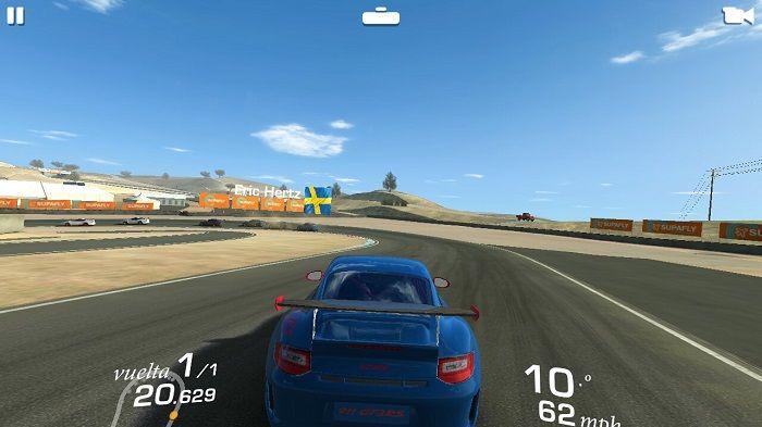 real racing series