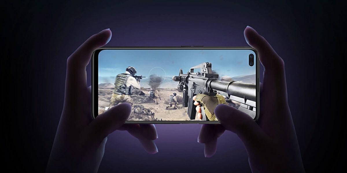 realme 6 gaming