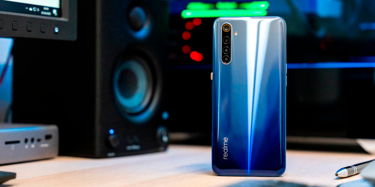 realme 6 mejor gama media asequible android 2020