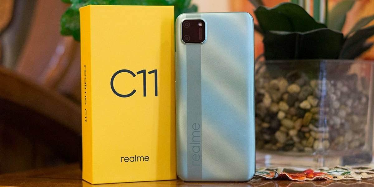 realme c11 móvil barato buena autonomía